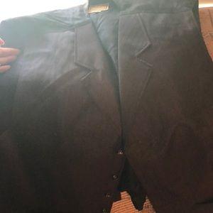 Full back vest. Like new